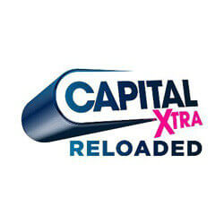 Capital XTRA Reloaded logo