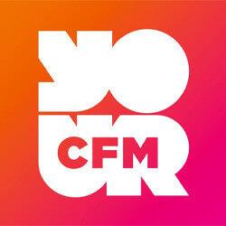 CFM - C.F.M. logo