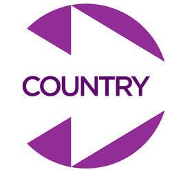 Country Hits Radio logo