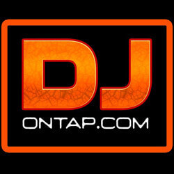 DJ On Tap logo