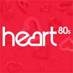 Heart 80s logo