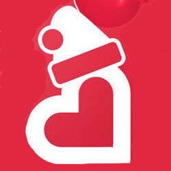 Heart Xmas logo