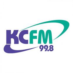 KCFM 99.8 logo