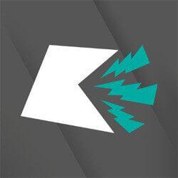 KISS FRESH logo