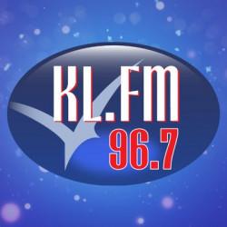 KL.FM 96.7 logo