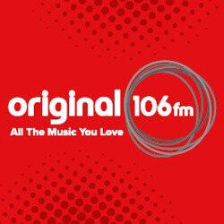 Original 106 logo