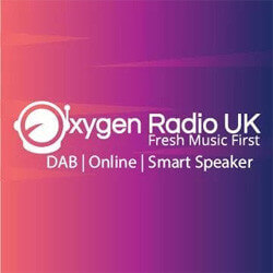 Oxygen Radio UK logo