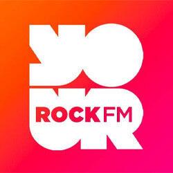 Rock FM 97.4 logo