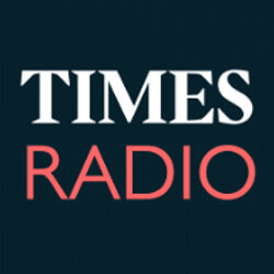 Times Radio logo