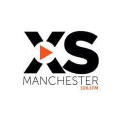 XS Manchester 106.1 logo
